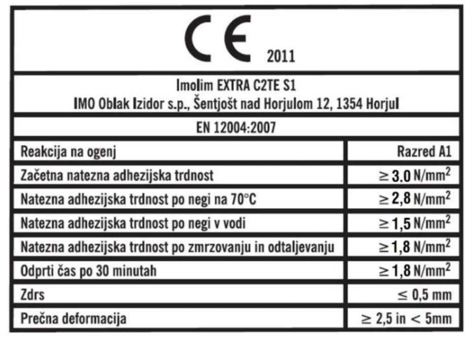imolim extra tehnicni list 2