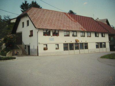 Nakup stavbe podjetja INDOS 1 jan 1998
