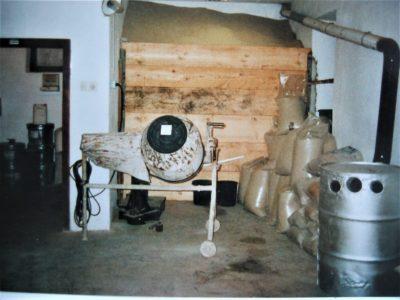 Zacetki proizvodnje IMO leta 1991